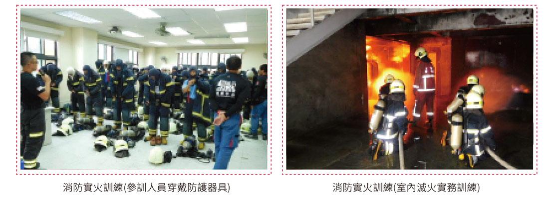 消防管理作業推動