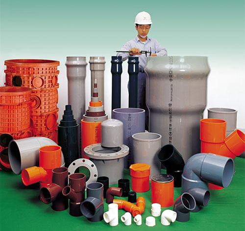 塑膠管及接頭